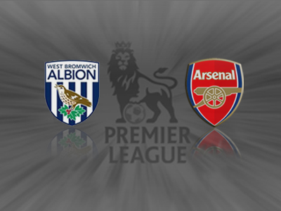 West Brom 1 v Arsenal 2: Rosicky's brace secures three points for 10-man-Gunners [Report & Video Highlights]