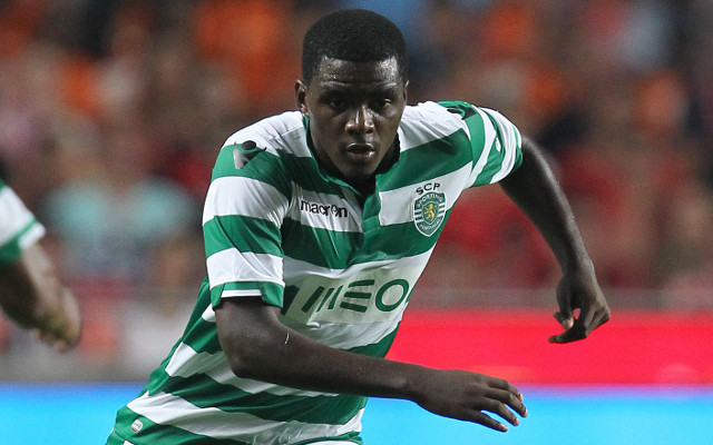 William Carvalho Sporting Lisbon 4