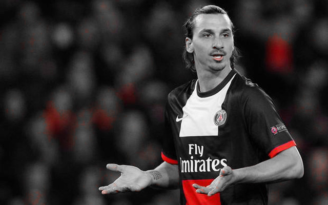 Ibrahimovic told to snub Arsenal & Man United