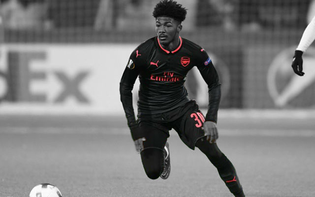 Maitland-Niles Credits 'Father Figure' Wenger For His Success