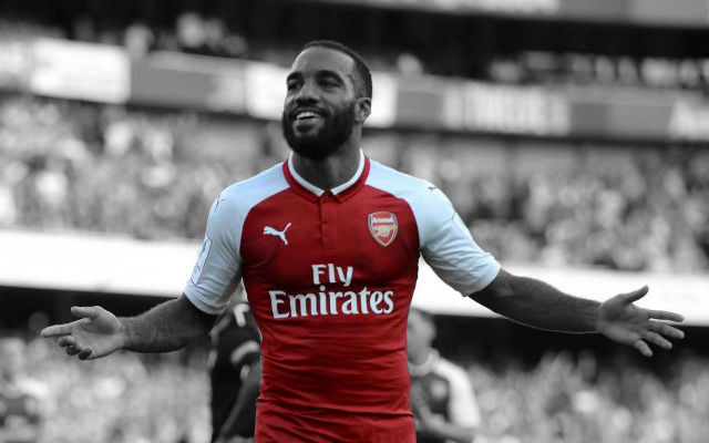 Lacazette's Goal Was Not Offside At All, Says Angry Wenger