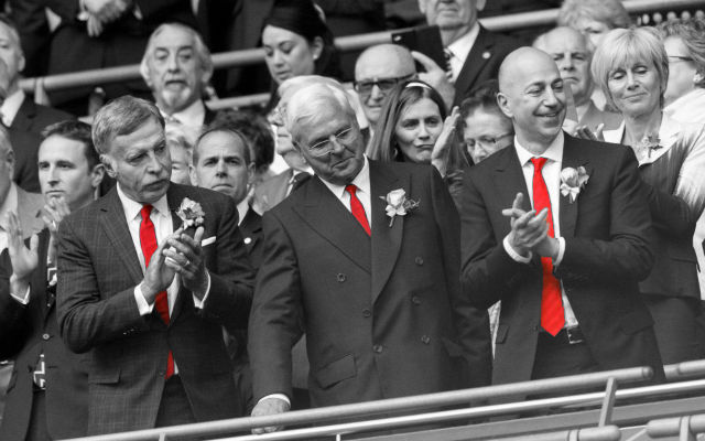 Report: Arsenal 'Planning For Life Post-Wenger' As Josh Kroenke Given New Role