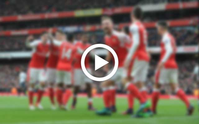 [Match Highlights] Arsenal 3-1 Stoke City – Ozil's Wonder Goal And The Penalty