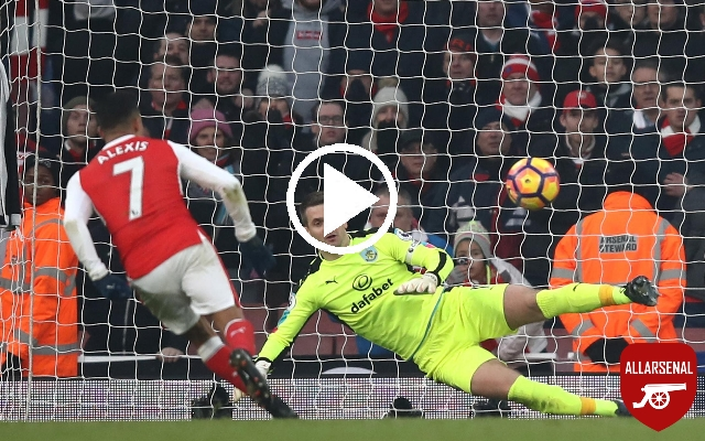 [Match Highlights] Arsenal 2-1 Burnley – Watch All The Goals And Highlights