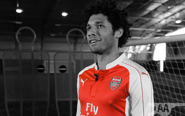 Revealed: Elneny steals No35 shirt from promising youngster