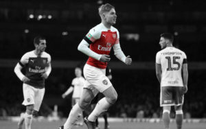 [Player Ratings] Arsenal 2-1 Blackpool – Both Sides Finish With 10 Men As Gunners Progress