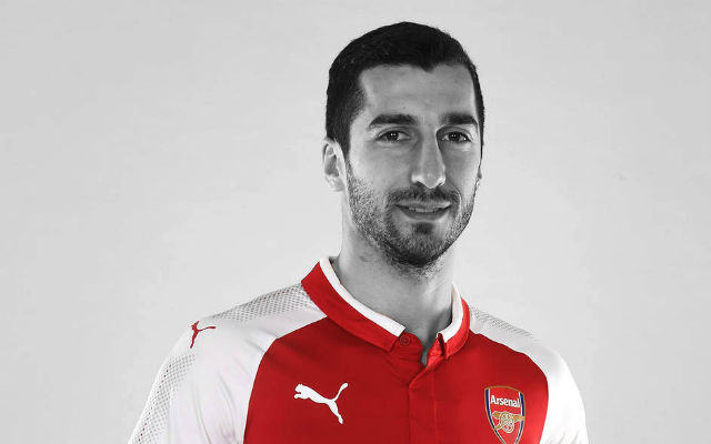 Official: Mkhitaryan Joins Arsenal With Alexis Moving To Manchester United