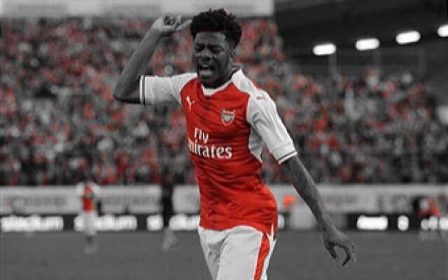 Arsenal To Send Akpom Out On Loan In January