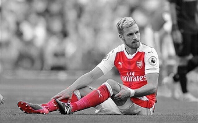 Revealed: The Extent Of Aaron Ramsey's Injury