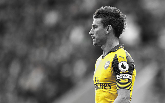 Wenger Gives Update On Koscielny Ahead Of Tottenham Clash