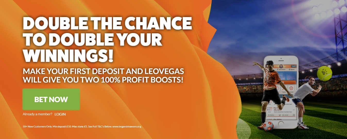 Leo Vegas Welcome Offer