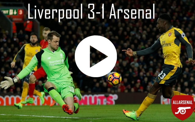 Liverpool – Arsenal [Match Highlights] – All The Goals And Best Bits