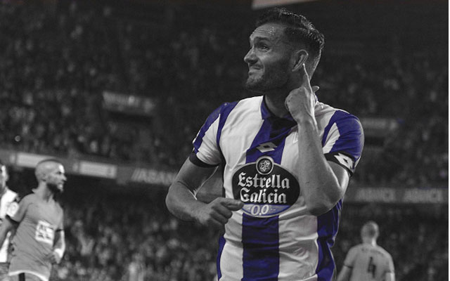 Who Is Lucas Perez? We Profile Arsenal's Striker Target