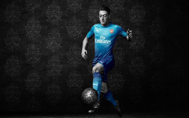New Leaked Photo Reveals Arsenal's Home Kit For Next Season