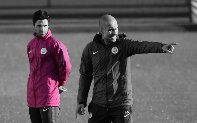 Arteta Gets Guardiola's Blessing To Become Arsenal Manager