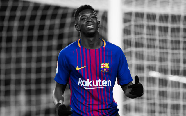 Reports: Arsenal Made Club-Record €100m Bid To Sign Dembele