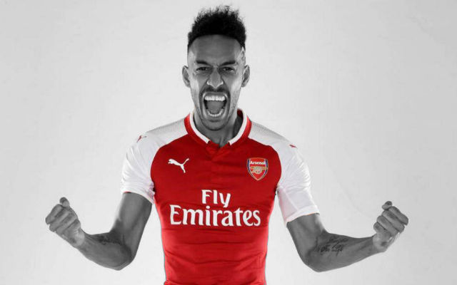 Official: Arsenal Announce Pierre-Emerick Aubameyang Signing