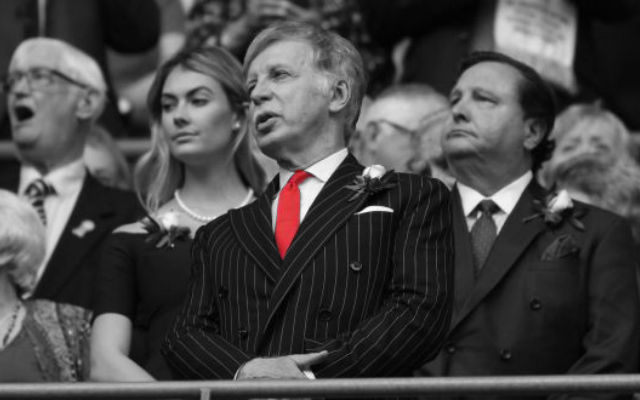 Stan Kroenke Has Bid Accepted To Become Full Owner Of £1.8bn Arsenal