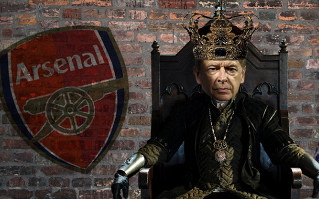 Once More Unto The Bridge, Dear Gunners