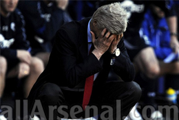 Wenger: Last season hardest to swallow