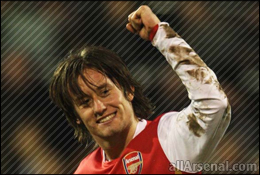 Arsenal Rumours: Wolfsburg keen on Rosicky, Ramsey heads youngster Revolution