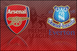 Live Commentary: Arsenal vs Everton