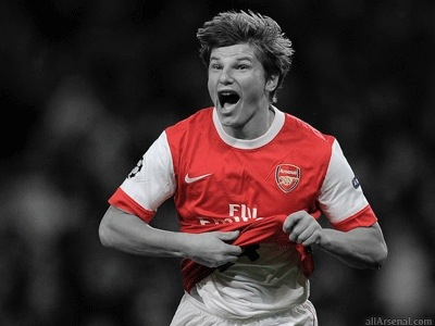 Arshavin: I was punished at Arsenal