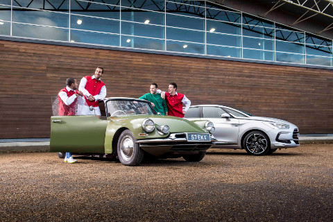 ARSENAL STARS PAY HOMAGE TO 60 YEARS OF DS img2
