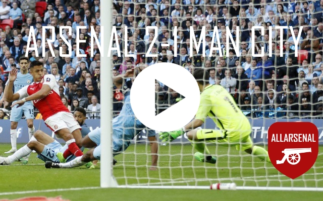 [Match Highlights] Arsenal 2-1 Manchester City – All The Goals And Best Bits