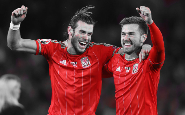 [Video] Goal – Ramsey scores as Wales tip toe to victory after Euro 2016 qualification
