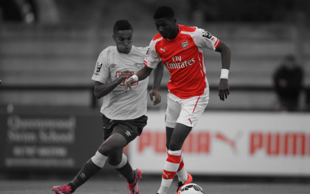 Experienced manager claims teen star is 'going to play for Arsenal'