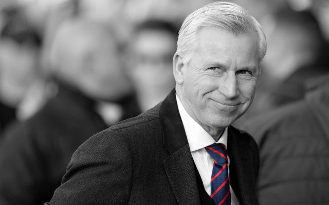 Palace Sack Pardew Ahead Of Arsenal Clash