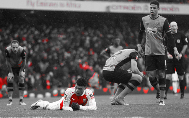 Huge blow as Arsenal star's serious injury revealed