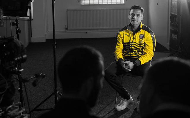 Alexis Sanchez interview: 'Magnificent' Arsenal is perfect club for my title ambitions
