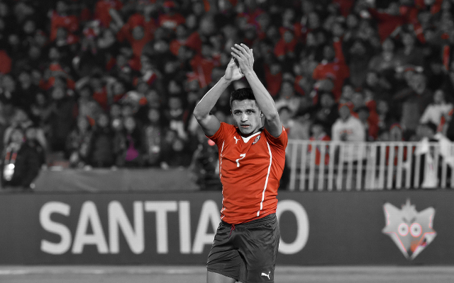 WATCH: Sanchez's Sensational Free Kick For Chile