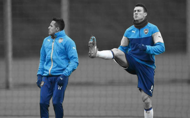 Arsenal player claims rotating the squad will make no difference