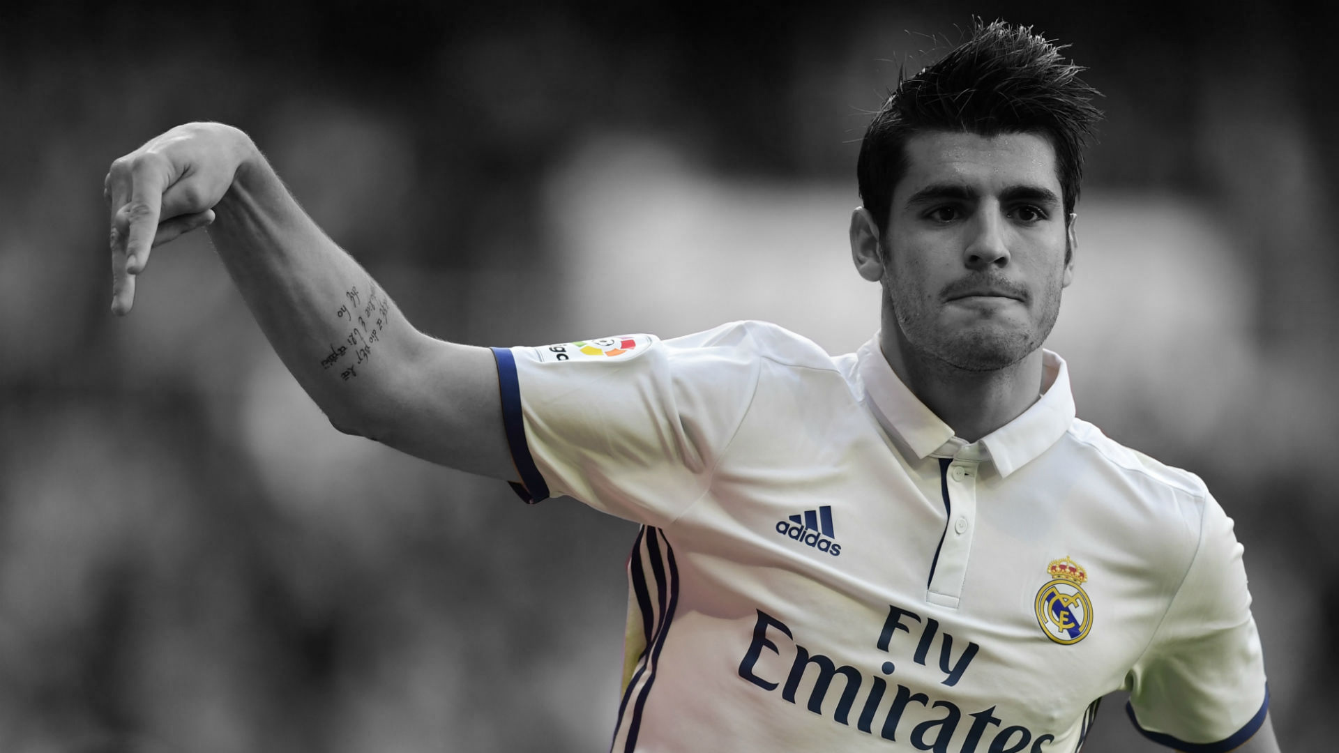 Arsenal Eye £50m Morata To Replace Sanchez
