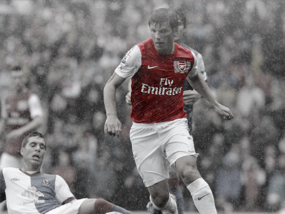 Arsenal Rumours: Arshavin rejects Moscow move to remain at Emirates