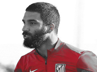 Atletico star Arda Turan wants Gunners move