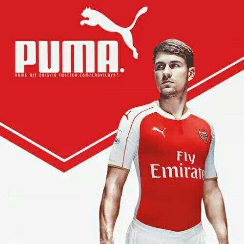 Arsenal kit leaked