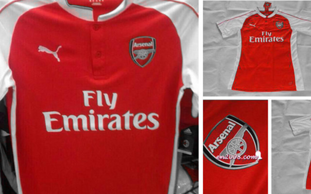 Arsenal's 16 best and worst kits of all time, as new strip is leaked