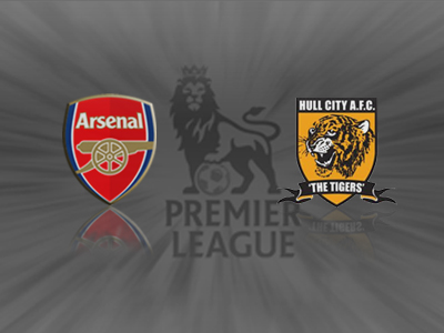 Arsenal 2 v 0 Hull: Dominant Arsenal retain 4 point gap at the top.