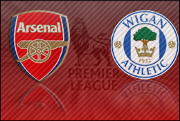 Match Report: Arsenal 1 v Wigan 2 [Video Highlights]