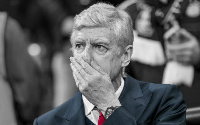 'Maybe it was a mistake' admits Arsene Wenger on missed Arsenal signing