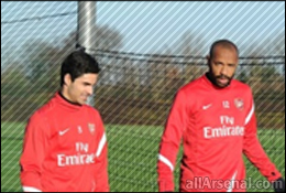 Team News: Henry doubtful for United clash, Arteta also struggling for fitness