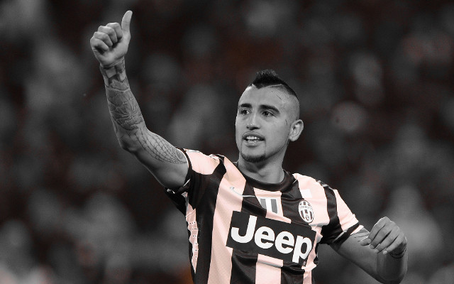 Arturo Vidal switch edges closer as Arsenal hold talks with agent