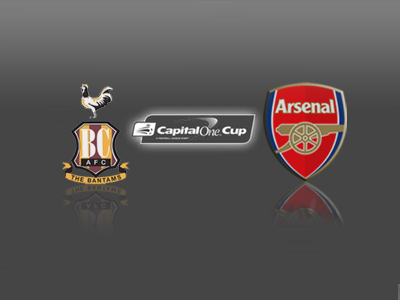 Bradford 1 v Arsenal 1 (3-2 penalties): Fourth-tier side too much for Gunners [Match Report & Video Highlights]