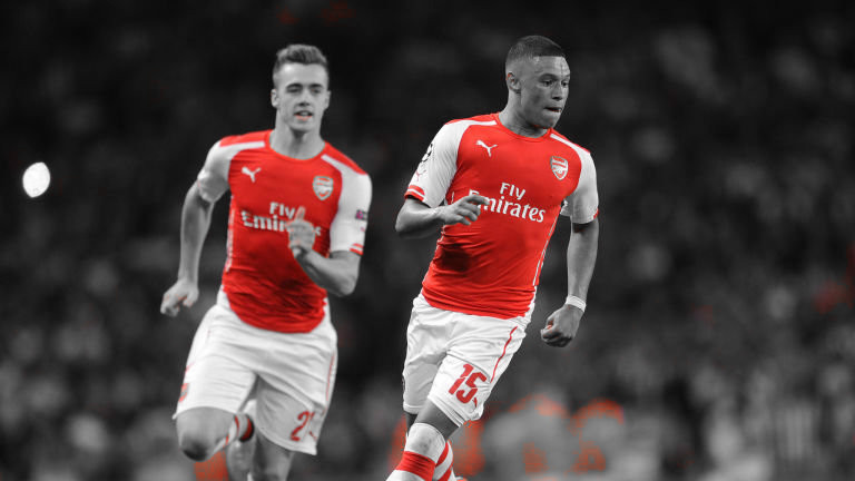 Arsenal duo included in world's best young players, but one Gunner omitted