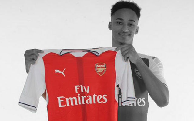 Revealed: Cohen Bramall Will Wear The Number 85 Shirt For Arsenal