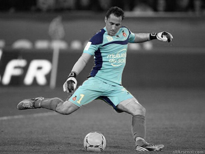"Ospina: ""I'm learning all the time"""